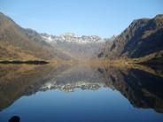 Waking up at Loch Coruisk