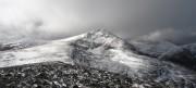 Sgurr Mor (Fannich) in winter coat<br>© Mike-W-99