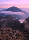 Marapi - Java - 3000m - Start climbing at 11.30pm to see sunrise ##THIS IS THE MOST ACTIVE, AND DANGEROUS VOLCANO IN JAVA##