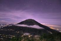 Merapi stirrs - 3000m - 3am - Java
