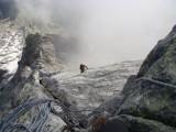 Low down on the north ridge of Piz Badile.<br>© walts4