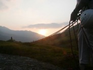 Glencroe Sunset