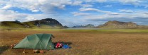 Alftavatn, Iceland - Panorama