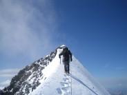 Mittellegi Summit Ridge