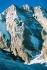 Walker Spur, N face of the Grandes Jorasse