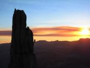 Sunset Abseil 2