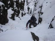 a crap climber