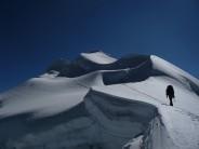 Vallunaraju, Cordillera Blanca, Peru